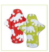 同じ柄の布ナプキンもあります♪赤ちゃんとお揃いでいががですか?